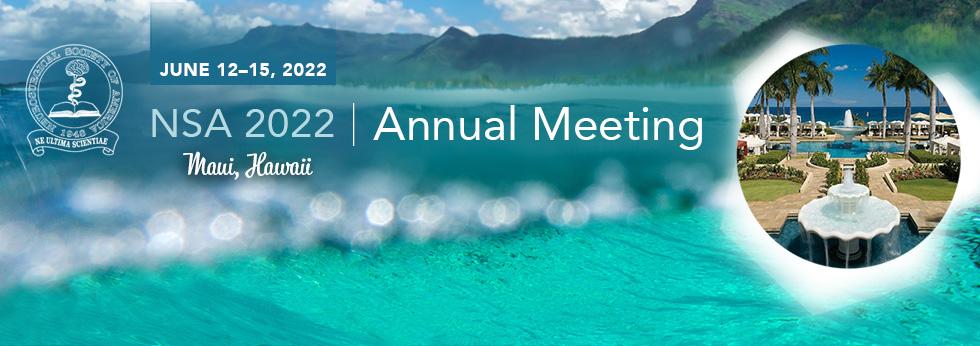 NSA Annual Meeting 2022