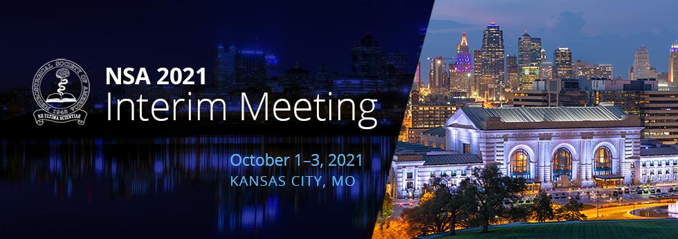 NSA Interim Meeting 2021